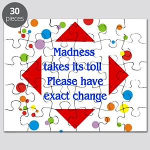 Madness Toll Puzzle