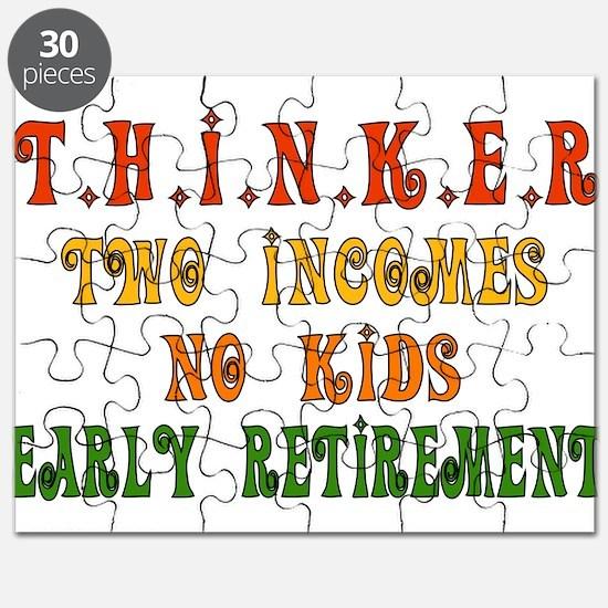 Child-Free Thinker Puzzle