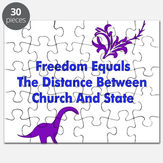 Separation of Church and Stat Puzzle