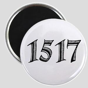 1517 Magnet