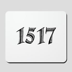 1517 Mousepad