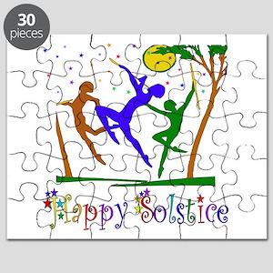 Winter Solstice Dancers Puzzle
