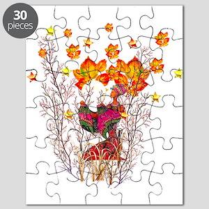 Winter Goddess Puzzle