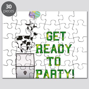 Ready To Party Puzzle