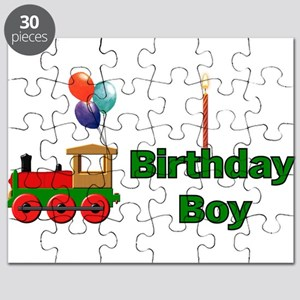Birthday Boy Puzzle