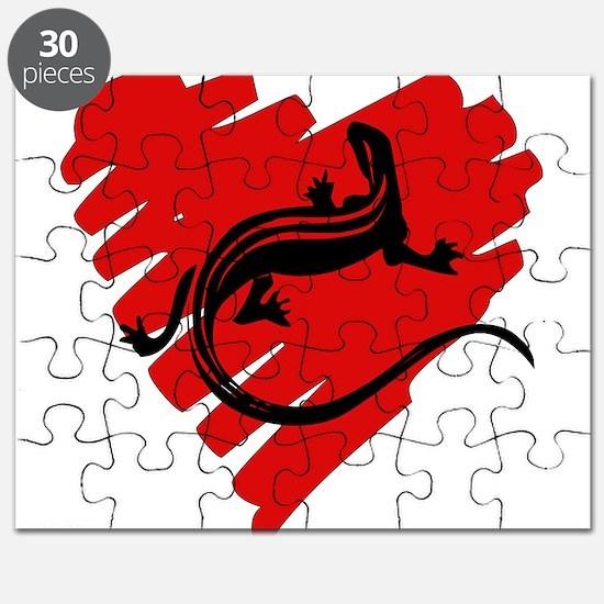 Heart Of Newt Anti-Valentine Puzzle