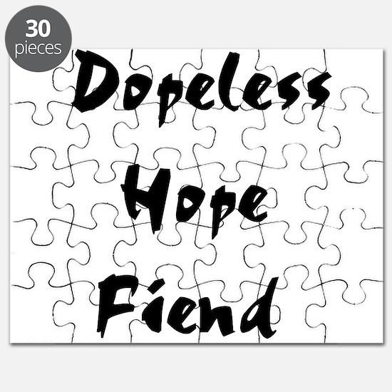 Dope Humor Puzzle