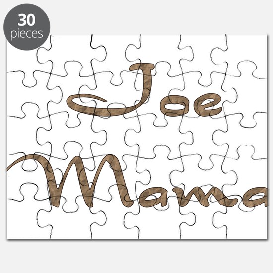 Joe Mama Puzzle