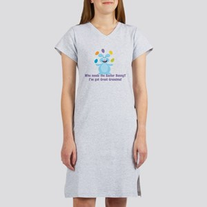Easter Bunny? I've got Great Women's Nightshirt