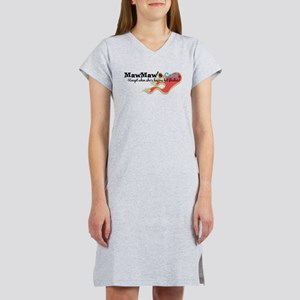 MawMaw's Hot Flashes Women's Nightshirt