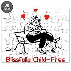 Blissful Child-Free Couple Puzzle