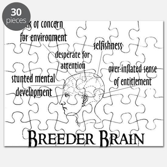 Breeder Brain Puzzle