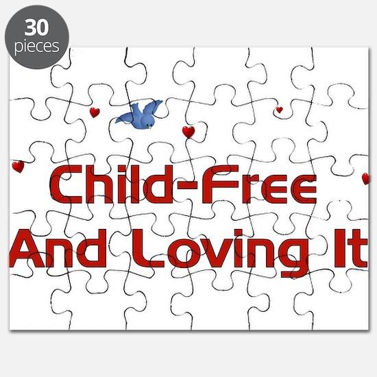 Child-Free Loving It Puzzle