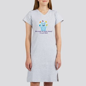 Easter Bunny? I've got Mimi! Women's Nightshirt
