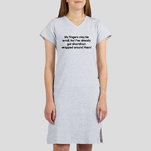 Mom Mom Wrapped Women's Nightshirt