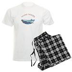Water ski Men's Light Pajamas