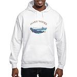 Water ski Hooded Sweatshirt