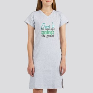 Oma's the Name! Women's Nightshirt