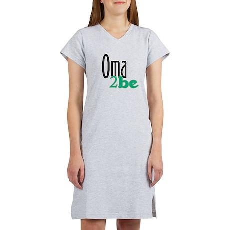 Oma to Be Women's Nightshirt