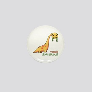 VeggieSaurus Mini Button