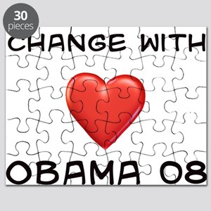 Obama Change Puzzle