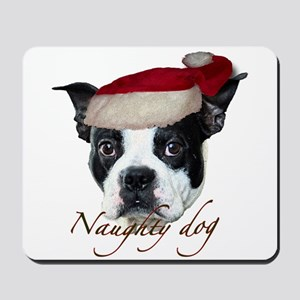 Naughty Dog Mousepad