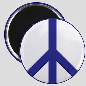 Plain Peace Magnet