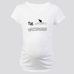Animals Maternity T-Shirt