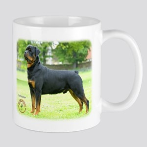 Rottweiler 8T039D-0 Mug