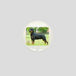 Rottweiler 8T039D-0 Mini Button