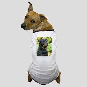 Rottweiler 9T004D-569 Dog T-Shirt