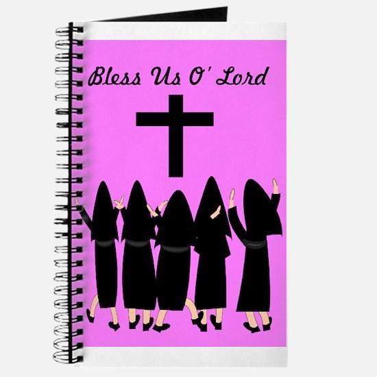 Catholic Nuns Christmas Journal