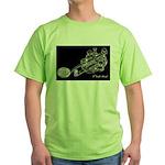 CW Key Drawing Green T-Shirt