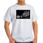 CW Key Drawing Light T-Shirt