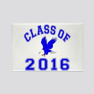Class Of 2016 Eagle Rectangle Magnet