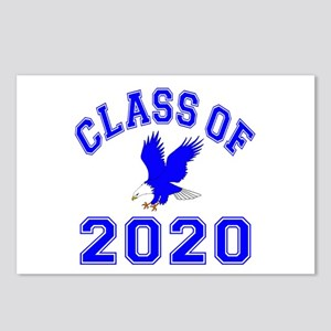 Class Of 2020 Eagle Postcards (Package of 8)