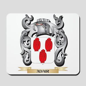 Adair Family Crest - Adair Coat of Arms Mousepad