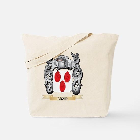 Cute Adair crest Tote Bag