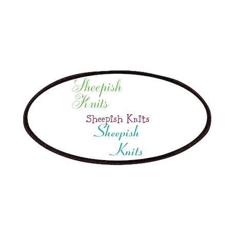 Sheepish Knits Patches