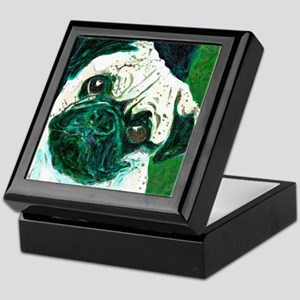 Green with Envy Keepsake Box
