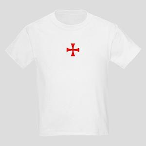 Templar Cross Kids Light T-Shirt
