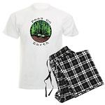 Peas On Earth Men's Light Pajamas