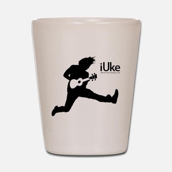 New iUke Products Shot Glass