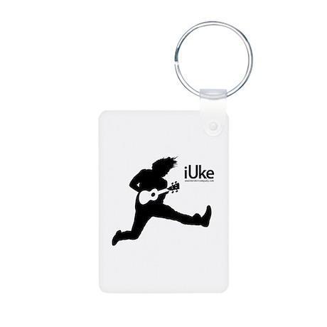 New iUke Products Aluminum Photo Keychain