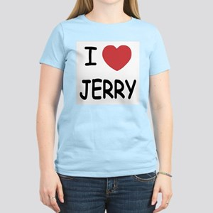 I heart jerry Women's Light T-Shirt