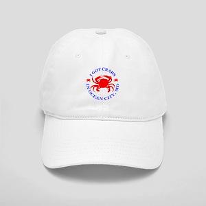 I got crabs in Ocean City Cap