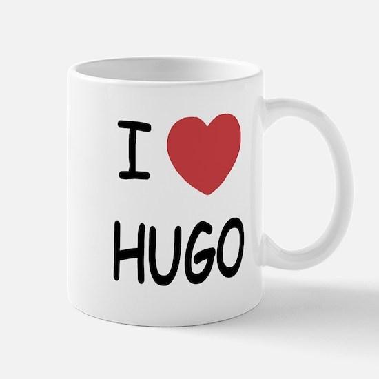 I heart hugo Mug