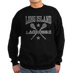 Long Island Lacrosse Sweatshirt (dark)