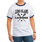 Long Island Lacrosse Ringer T