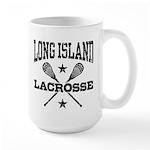 Long Island Lacrosse Large Mug